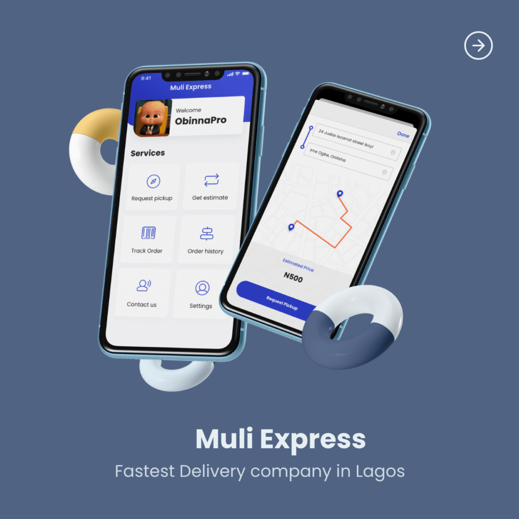 Muli Express | fastest delivery company in Lagos